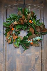 DIY: Make a Fresh Magnolia Wreath