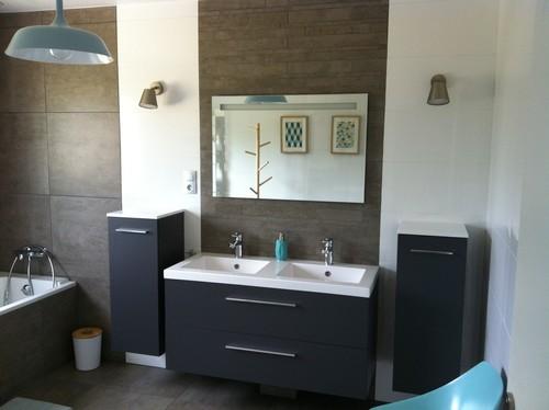 Super meuble double vasque ou le trouver quel gamme de for Ou trouver meuble salle de bain