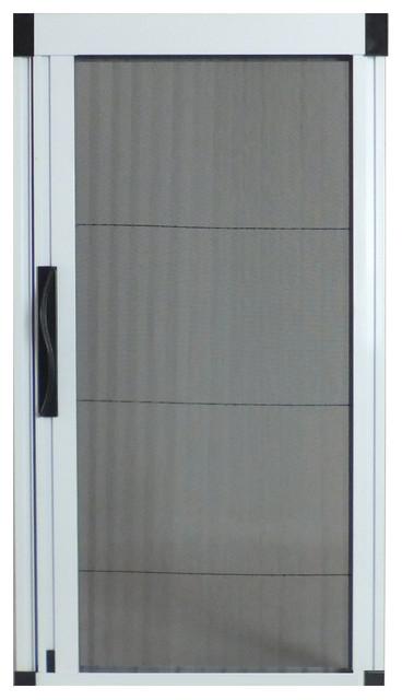 Accordion Screen Door 34 X 82.