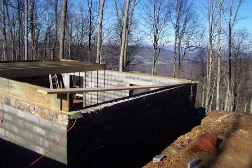 Antique Log Cabin Restoration