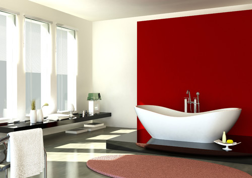 Aquamar gold serie modern bathtubs
