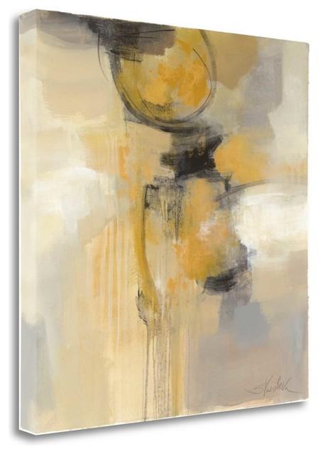"""Solar Path I"" By Silvia Vassileva, Giclee Print on Gallery Wrap Canvas"