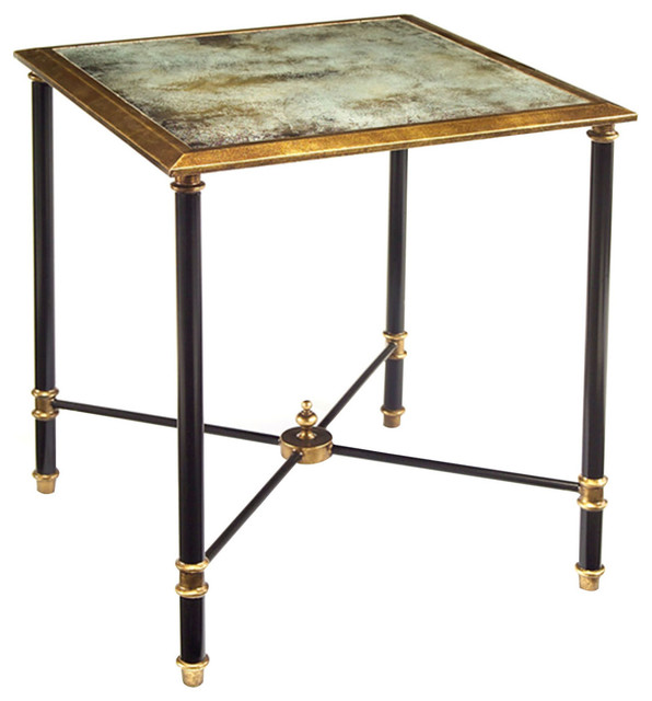 John Richard Neoclassical Lamp Table EUR 03 0408 Traditional Side Tables