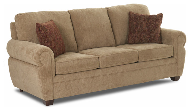 Westbrook Sofa Transitional Sofas By Klaussner Furniture