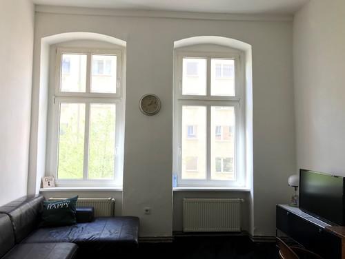 cortinas para ventanales grandes