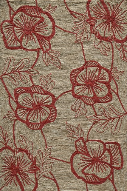 Country Amp Floral Summit Area Rug Contemporary Area