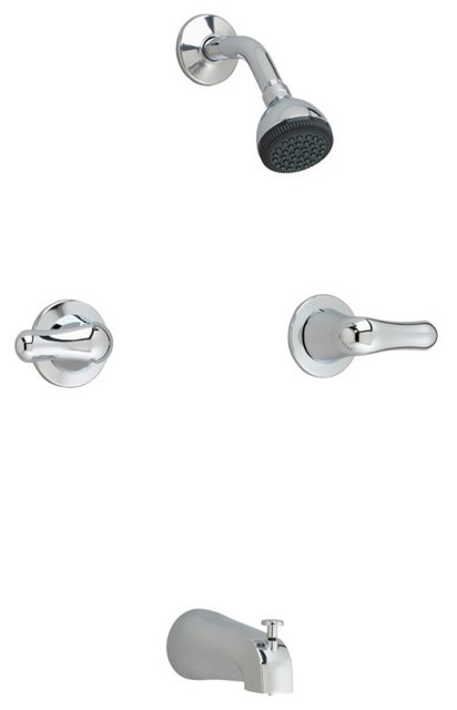 American Standard 3275.502 Colony Tub and Shower Trim Package, Chrome
