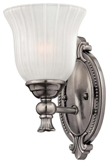 Victorian Bathroom Vanity Lighting francoise bathroom vanity light - victorian - bathroom vanity