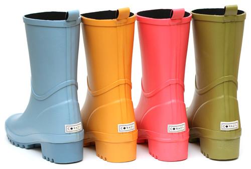 レインブーツ -Rain Boots-
