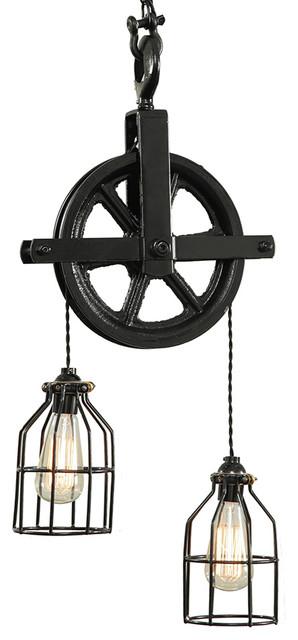 barn door pulleys barn pulley pendant light black industrial pendant lighting