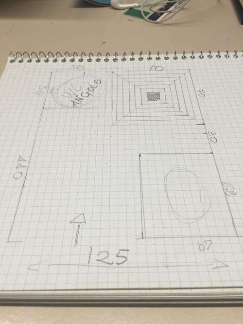 come progettare un piccolo bagno
