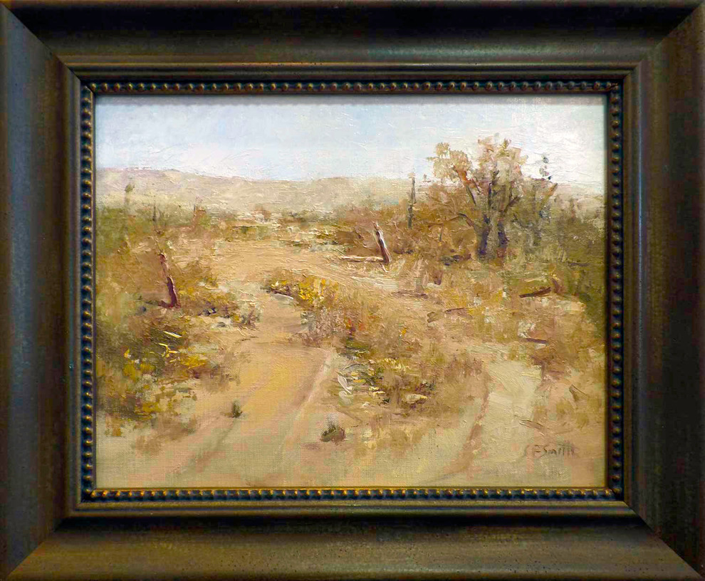 Paintings from the Oregon outback - SUE FAVINGER SMITH