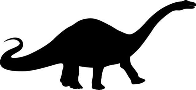 Shop Houzz Stencil Ease Diplodocus Dinosaur Stencil