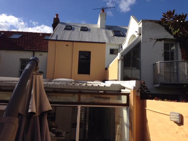 Terrace, exterior, Paddington 2