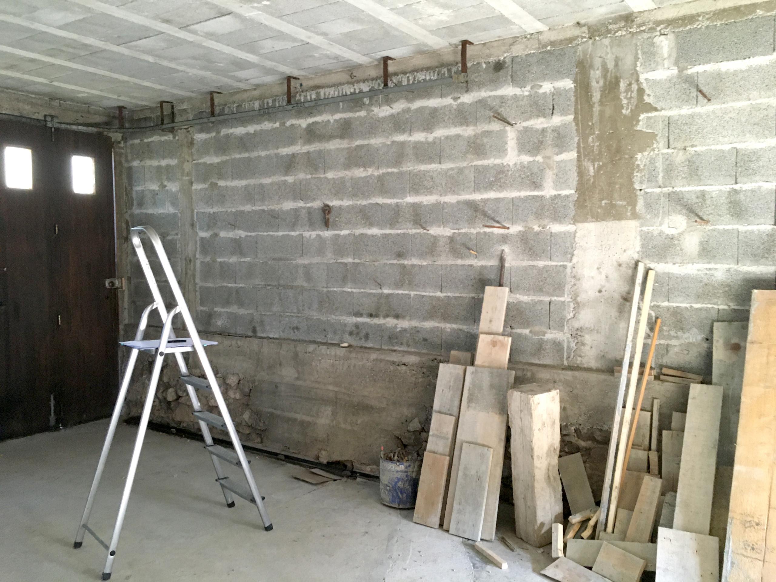 Rénovation ferme