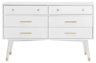 Safavieh Madden Retro Dresser
