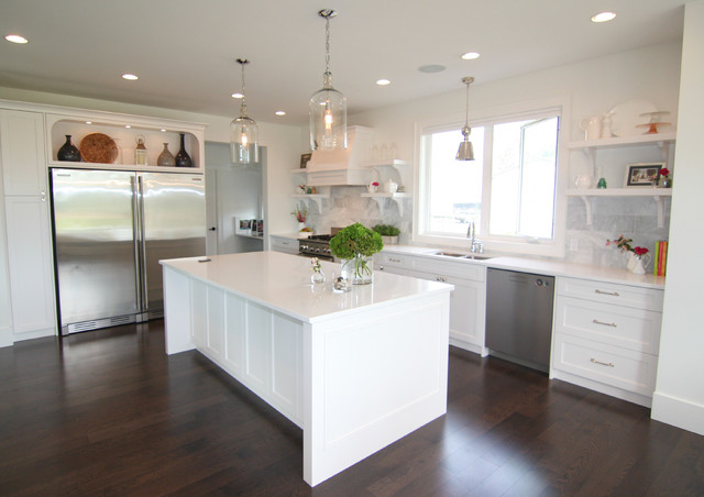 Kitchen Cabinets - Modern - Kitchen Cabinetry - Vancouver - by Arts ...