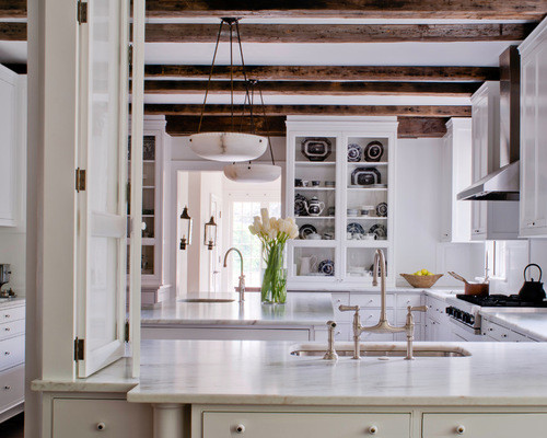 Open or closed kitchen - Closed kitchen design ...