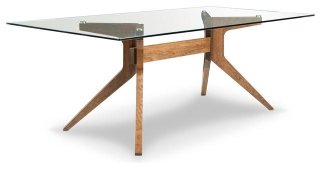2 Mid-Century WOODCRAFT Folding TV Tables