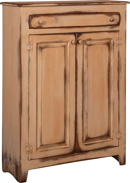 Ruth Pie Safe Cabinet - Accent Chests And Cabinets - by ...