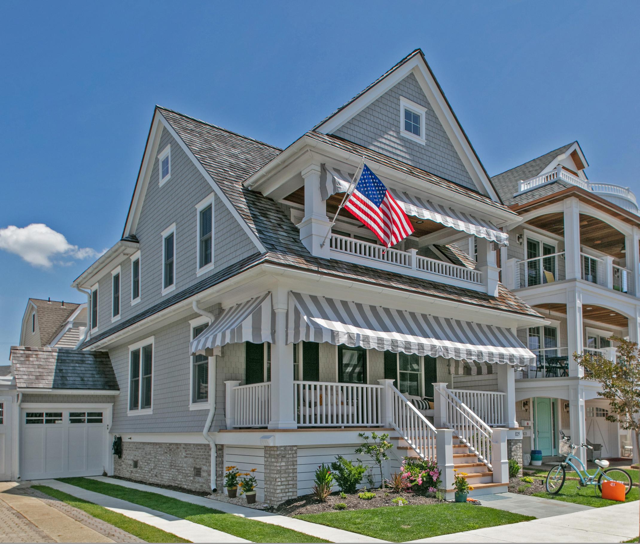 Ocean City Beach Home - Complete Renovation