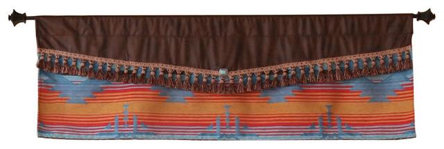Arizona Southwest Valance Curtain Southwestern