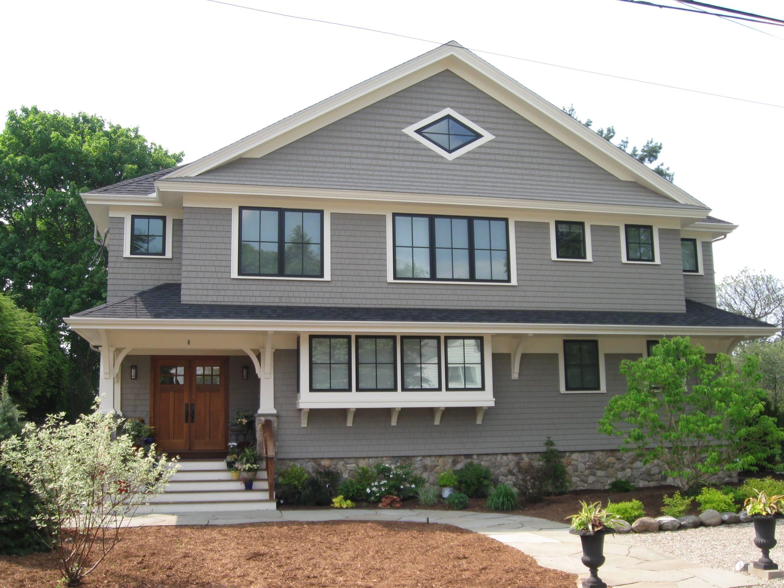 New Home (Wells Res.)  Lexington, MA