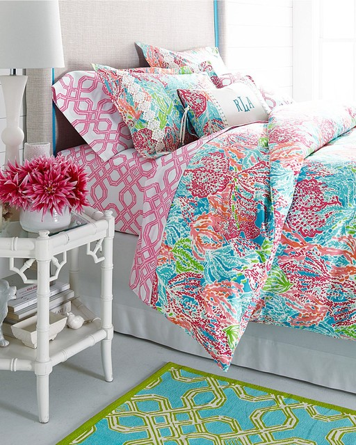 Lilly Pulitzer Let S Cha Bedroom, Lilly Pulitzer First Impression Bedding