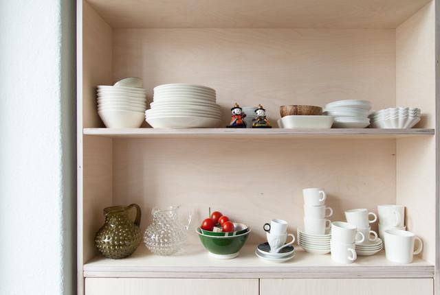 neue k che in prenzlauer berg skandinavisch k che berlin von jana kubischik interior design. Black Bedroom Furniture Sets. Home Design Ideas