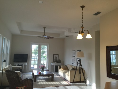 Matching Ceiling Fans In Different Sizes