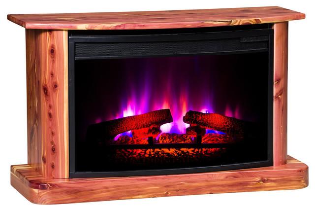 Chamberlain 3 Paneled Iron Fireplace Screen, Black