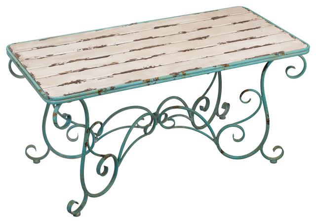 Fleur De Lis Table