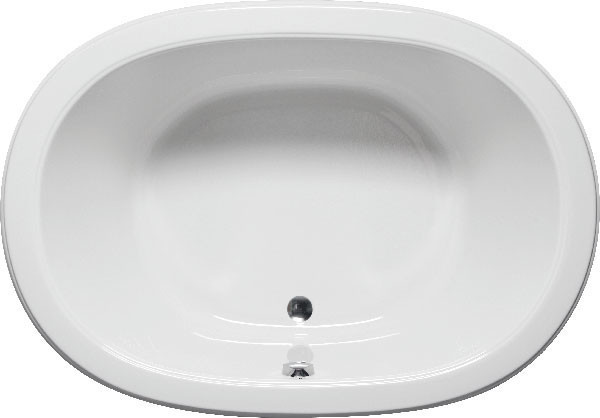 Sol Flat Deck 7242, Tub Only/airbath 2, Biscuit.