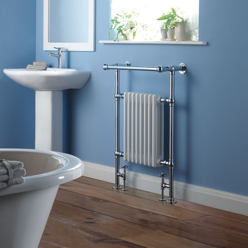 Marquis Traditional Hydronic Towel Warmer, 37 by 25 Inches