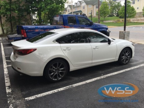 Automobile Tinting