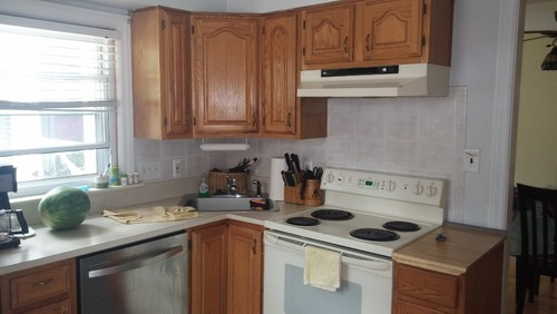 To Take Down The Wall Between My 9x9 Kitchen And My 13x9 Dining Room. The Dining  Room Is Between My Living Room And Family Room, With The Kitchen Off To The  ...