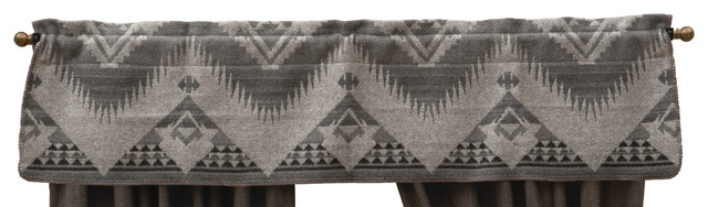 Geronimo Haze  Valance 60x15.
