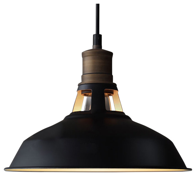 Barn Mini Metal Pendant Light 1 Light.