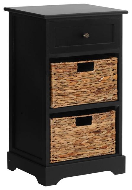 Premier Housewares Vermont Cabinet - Farmhouse - Storage Cabinets - by Premier Housewares