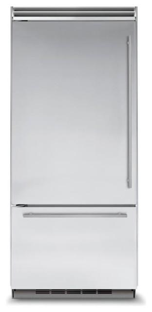 """Marvel MP36BF2L 36"""" Wide 20.4 Cu. Ft. Bottom Mount Refrigerator"""
