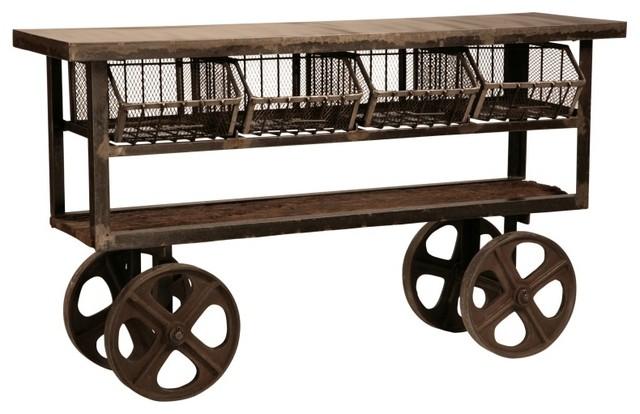 Hopper Trolley