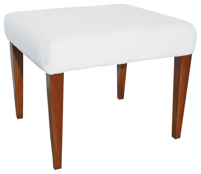 Sterling Couture Covers Single Bench, New Signature Stain 7011-120. -2