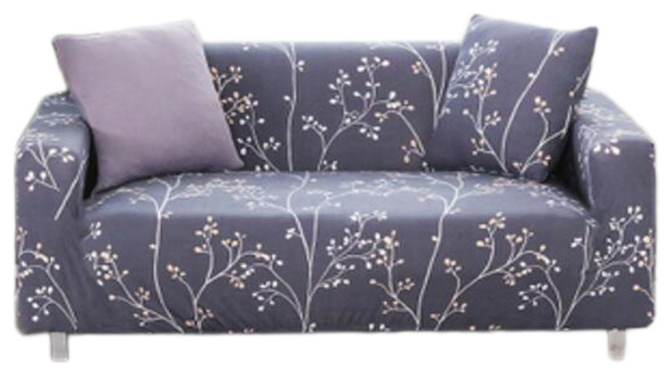 Double Sofa Cover Elastic Couch