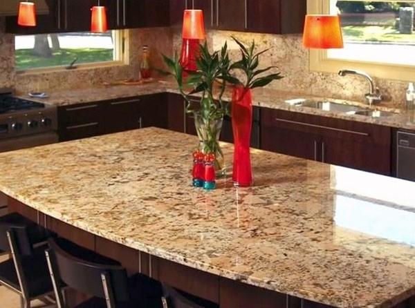 Diana G. - Solarius Granite Countertop & Backsplash Design - Granix
