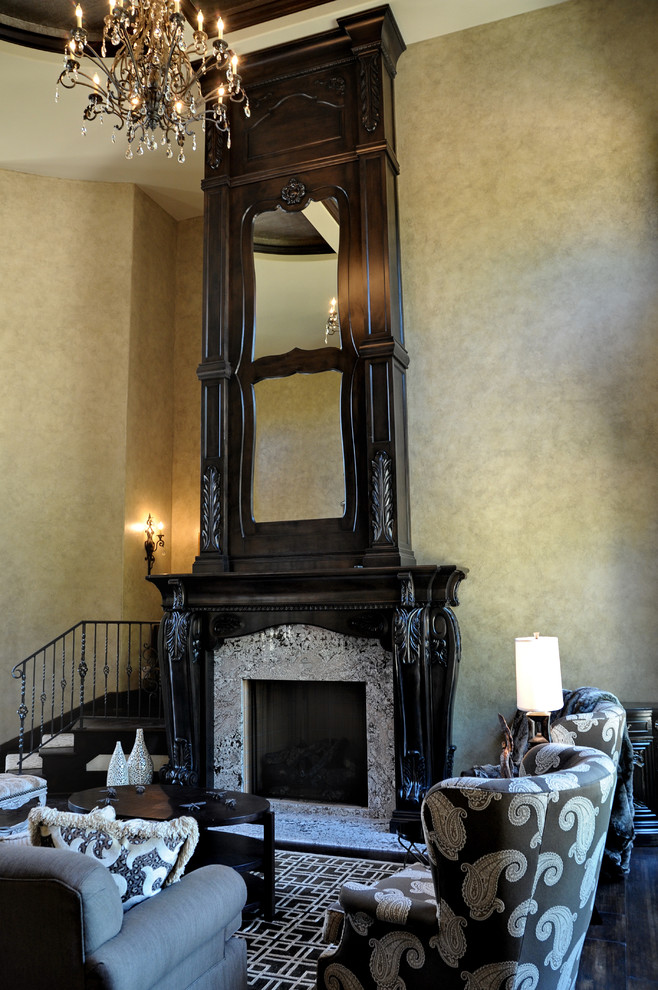 Fireplace Mantles and Surrounds