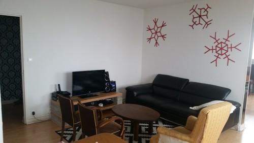 couleur bleu canard dans mon salon. Black Bedroom Furniture Sets. Home Design Ideas
