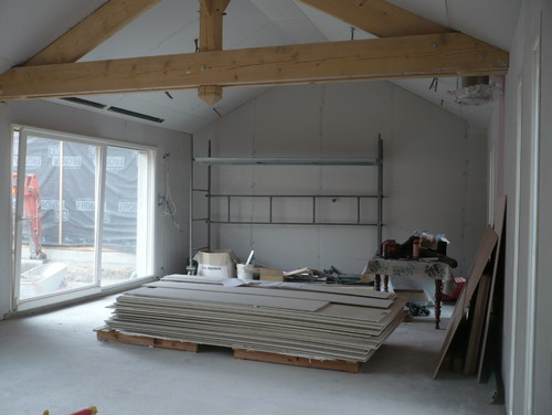 besoin d 39 aide pour le choix des peintures de la pi ce vivre. Black Bedroom Furniture Sets. Home Design Ideas