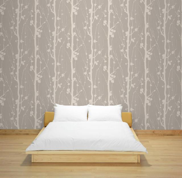 Bedroom Art Pictures Bedroom Wallpaper Direct Romantic Bedroom Sets Bedroom Furniture Brown: Graham & Brown Solitude Wallpaper - Wallpaper