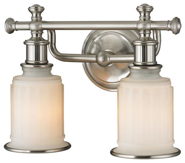 Elk Lighting Acadia 2Light Bathbar Reviews Houzz