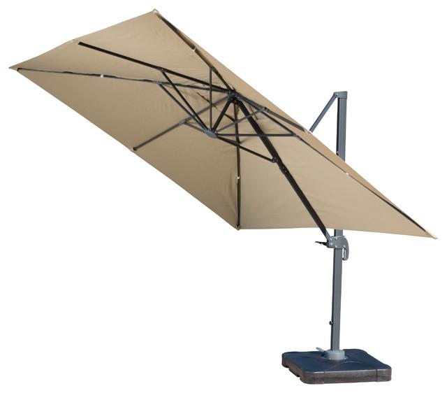 Bayside Outdoor Deluxe Umbrella.